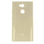 Чехол Mercury Goospery Jelly Case для Sony Xperia L2 (золотистый, гелевый)