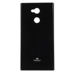 Чехол Mercury Goospery Jelly Case для Sony Xperia XA2 ultra (черный, гелевый)