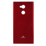 Чехол Mercury Goospery Jelly Case для Sony Xperia XA2 ultra (красный, гелевый)