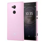 Чехол Mercury Goospery Jelly Case для Sony Xperia XA2 ultra (розовый, гелевый)