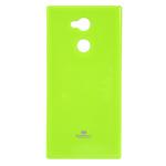 Чехол Mercury Goospery Jelly Case для Sony Xperia XA2 ultra (зеленый, гелевый)