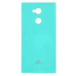 Чехол Mercury Goospery Jelly Case для Sony Xperia XA2 ultra (бирюзовый, гелевый)