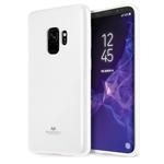 Чехол Mercury Goospery Jelly Case для Samsung Galaxy S9 (белый, гелевый)