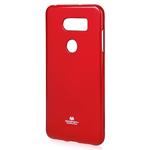 Чехол Mercury Goospery Jelly Case для LG V30 (красный, гелевый)