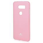 Чехол Mercury Goospery Jelly Case для LG V30 (розовый, гелевый)