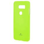 Чехол Mercury Goospery Jelly Case для LG V30 (зеленый, гелевый)