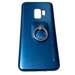 Чехол Mercury Goospery i-Jelly Ring Case для Samsung Galaxy S9 (голубой, гелевый)