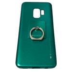Чехол Mercury Goospery i-Jelly Ring Case для Samsung Galaxy S9 (зеленый, гелевый)