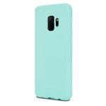 Чехол Mercury Goospery Soft Feeling для Samsung Galaxy S9 (бирюзовый, силиконовый)