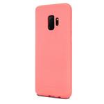 Чехол Mercury Goospery Soft Feeling для Samsung Galaxy S9 (розовый, силиконовый)