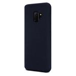 Чехол Mercury Goospery Soft Feeling для Samsung Galaxy S9 (синий, силиконовый)