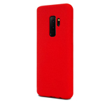 Чехол Mercury Goospery Soft Feeling для Samsung Galaxy S9 plus (красный, силиконовый)