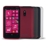 Чехол Jekod Hard case для Nokia Lumia 620 (белый, пластиковый)