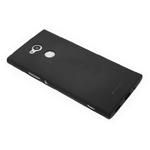 Чехол Mercury Goospery Soft Feeling для Sony Xperia XA2 ultra (черный, силиконовый)