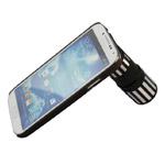 Чехол с объективом C-Double для Samsung Galaxy S4 i9500 (Telephoto 12X, телеобъектив)