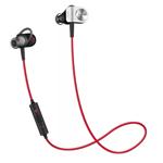 Беспроводные наушники Meizu Sports Earphones EP51 (черные/красные, пульт/микрофон)