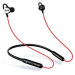 Беспроводные наушники Meizu Sports Earphones EP52 (черные/красные, пульт/микрофон)