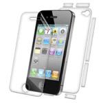 Защитная пленка Zagg invisibleSHIELD iPhone 4 Full Body