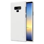 Чехол Nillkin Hard case для Samsung Galaxy Note 9 (белый, пластиковый)