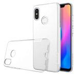 Чехол Nillkin Nature case для Xiaomi Mi 8 (прозрачный, гелевый)