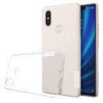 Чехол Nillkin Nature case для Xiaomi Mi 8 SE (прозрачный, гелевый)