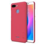 Чехол Nillkin Hard case для Xiaomi Redmi 6 (красный, пластиковый)