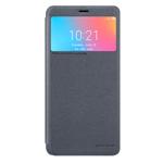 Чехол Nillkin Sparkle Leather Case для Xiaomi Redmi 6 (темно-серый, винилискожа)