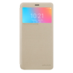 Чехол Nillkin Sparkle Leather Case для Xiaomi Redmi 6 (золотистый, винилискожа)