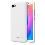 Чехол Nillkin Hard case для Xiaomi Redmi 6A (белый, пластиковый)