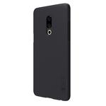 Чехол Nillkin Hard case для Meizu 15 plus (черный, пластиковый)