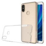 Чехол Nillkin Nature case для Xiaomi Mi A2 (прозрачный, гелевый)
