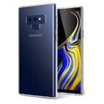 Чехол Yotrix UltrathinCase для Samsung Galaxy Note 9 (прозрачный, гелевый)