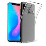 Чехол Yotrix UltrathinCase для Xiaomi Mi 8 (прозрачный, гелевый)