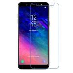 Защитное стекло Yotrix Glass Protector для Samsung Galaxy A6 plus 2018 (прозрачное)