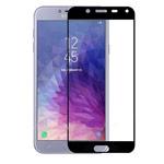 Защитное стекло Yotrix 3D Glass Protector для Samsung Galaxy J4 (черное)