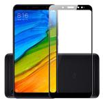 Защитное стекло Yotrix 3D Glass Protector для Xiaomi Redmi S2 (черное)