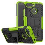 Чехол Yotrix Shockproof case для Xiaomi Redmi 6 (зеленый, пластиковый)