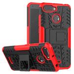 Чехол Yotrix Shockproof case для Xiaomi Redmi 6 (красный, пластиковый)