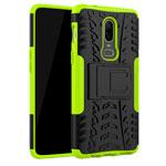 Чехол Yotrix Shockproof case для OnePlus 6 (зеленый, пластиковый)