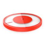 Беспроводное зарядное устройство Nillkin Magic Disk IV (красное, Fast Charge, стандарт QI)