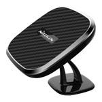 Беспроводное зарядное устройство Nillkin Car Magnetic Wireless Charger C-Model (черное, автомобильное, магнитное, стандарт QI)