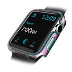 Чехол X-doria Defense Edge для Apple Watch Series 2 (42 мм, хамелеон, маталлический)