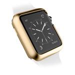 Чехол X-doria Revel Case для Apple Watch Series 2 (38 мм, золотистый, пластиковый)