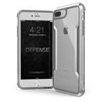 Чехол X-doria Defense Shield для Apple iPhone 6/7/8 plus (серебристый, маталлический)