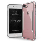 Чехол X-doria Defense Shield для Apple iPhone 6/7/8 plus (розово-золотистый, маталлический)