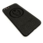 Чехол Marvel Avengers Leather case для Apple iPhone 8 plus (Ironman, кожаный)