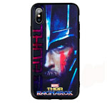 Чехол Marvel Avengers Hard case для Apple iPhone X (Thor, пластиковый)