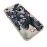 Чехол Marvel Avengers Hard case для Apple iPhone 8 (Ironman, пластиковый)