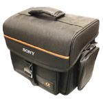 Сумка Sony Carrying Bag для фотоаппарата (черная, 210x160x140 мм)
