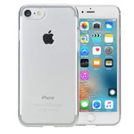 Чехол Seedoo Mild case для Apple iPhone 8 (прозрачный, гелевый)
